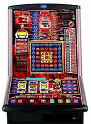 Picture of the Red Mist fruit machine game