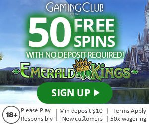 Lucky Nugget sister sites - List with 50 spins no deposit. 19