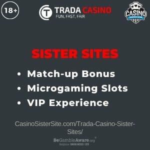 Trada Casino Sister Sites