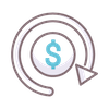 Icon image for the Cash Back feature