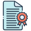 Gaming License icon
