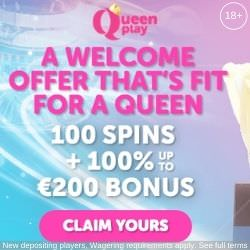 Banner for image for the Queen Play Casino sister sites