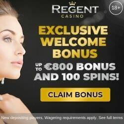 Banner for image for the Regent Casino sister sites